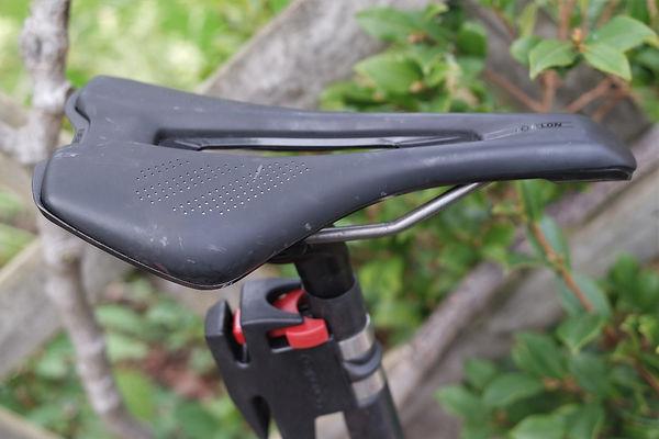 saddle seat bike bicycle cycle SQR Carradice