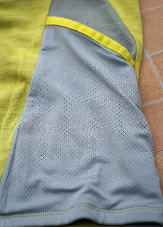 Polaris Traverse Ride Mens cycling Jersey rear back pocket