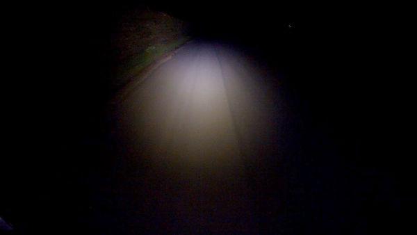 beam light road bike bicycle lane