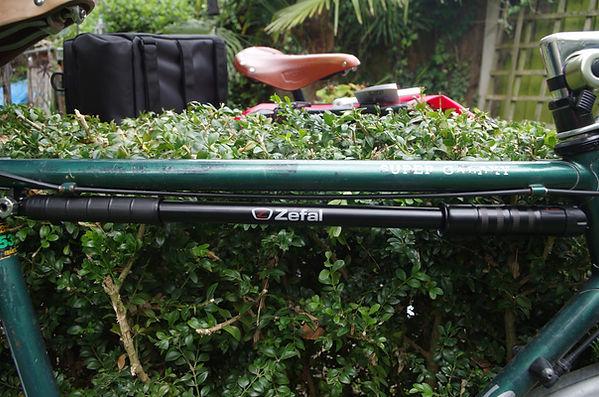 bicyclebike cycle pump frame zefal