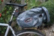 seat post saddle bag pack sqr bracket bicycle bike cycle