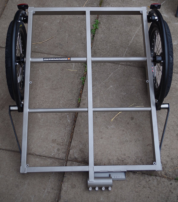 Surly Ted Trailer test review cycling bicycle cargo