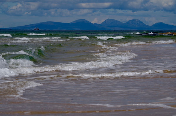 Islay and Jura from Westport