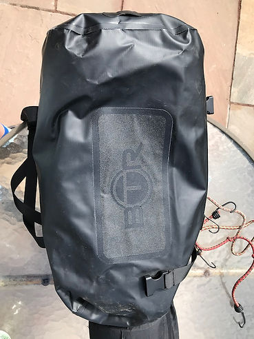 bag rack pack btr bicycle cycle bikepacking luggage