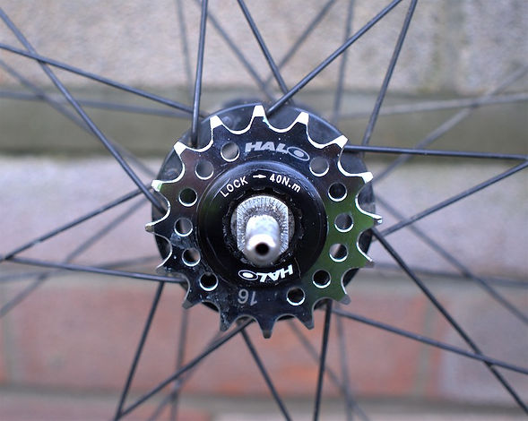 sprocket cog single speed bike bicycle wheel spokes