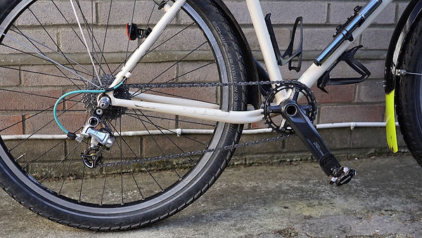bike rear mech stays cycleing bicycle