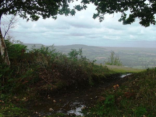 view dorset somerset devon landscape