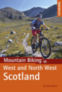Cicerone Mountain Biking in West and North West Scotland