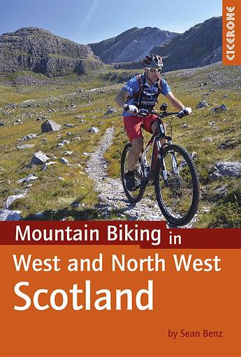 Cicerone Mountain Biking in West and North West Scotland