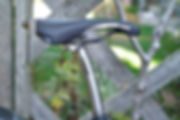 torus titanium seat post saddle bicycle cycle bike
