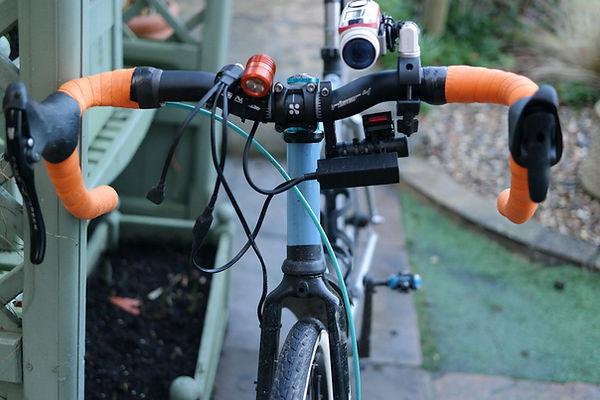 bicycle bike cycle velo riser bars handlebars