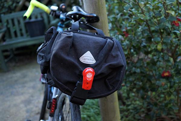 carradice tour bag pack