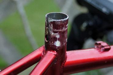 seat tube
