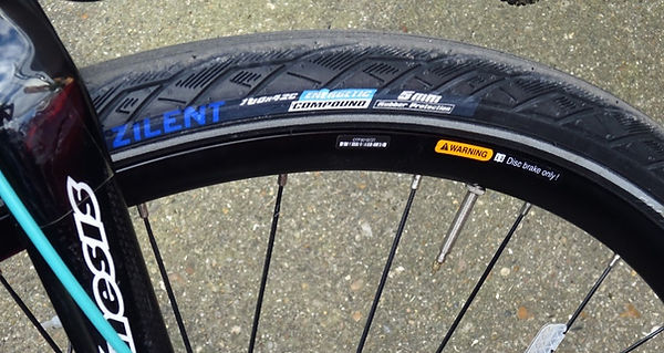 Vee tire co zilent tested test review bicycle tyre