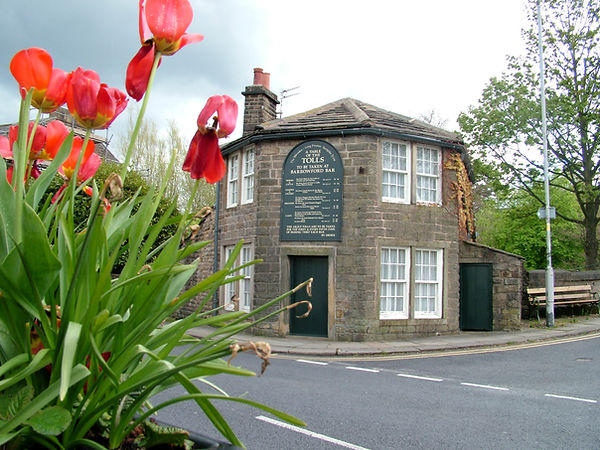 Toll House, Barrowford, Lancashire