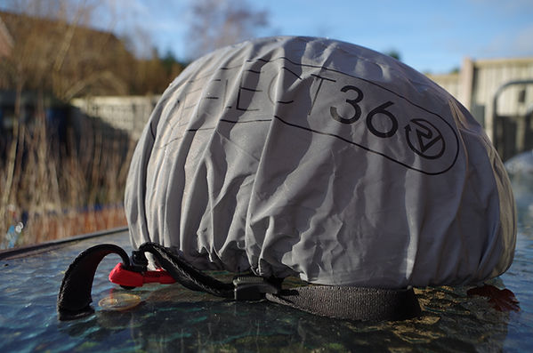 Proviz Refelect360 waterproof helmet cover