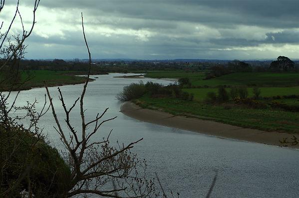 River Eden Rockliffe NCR7 Carlsile Cumbria
