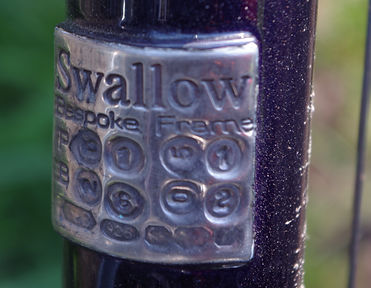 Swallow bespoke bicycle