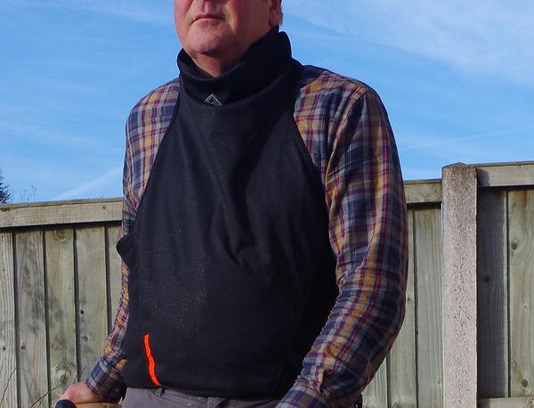 tucano urbno pettrina test review cycling windbreaker bib seven day cyclist stev dyser
