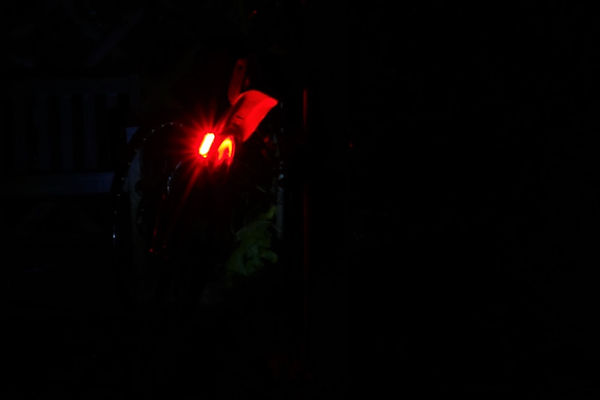 oxford rear light ultratorch bike cycle bicycle light test review