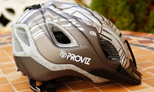 Proviz 360 cycling reflective helmet