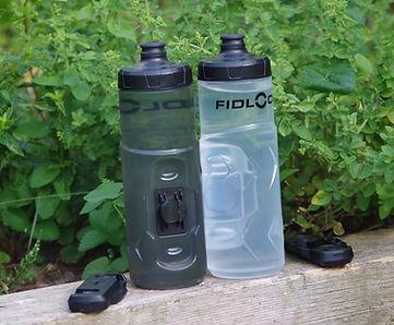 Fidlock bottle twist magnetic bottle holder and bottle