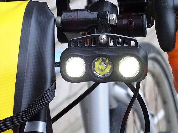 light lamp bike K-Lite Low drag dynamo lenses