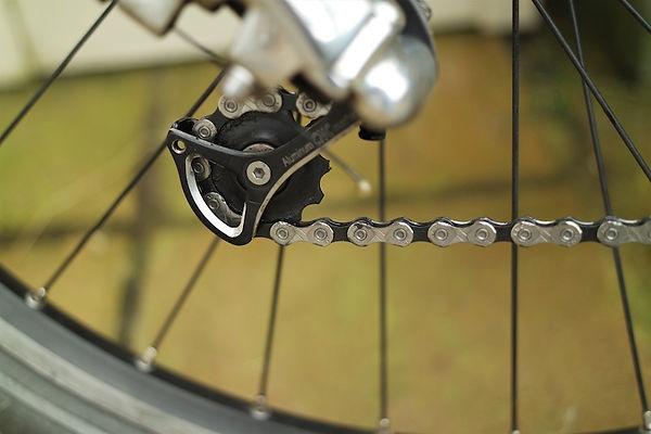 derailleur jockey wheel bicycle chain mech rear
