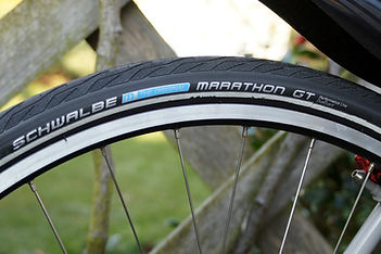 Schwalbe Marathon GT Bicycle cycle tyre tire