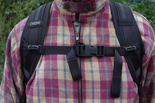 Chrome urban Ex18 rucsac backpack harness test review