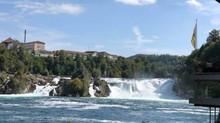 Ausrollern zum Rheinfall