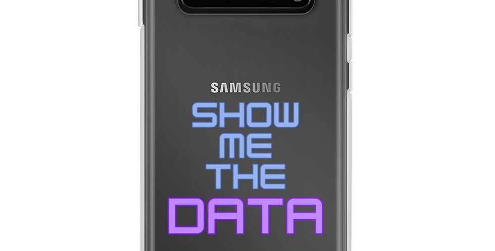 Samsung Case - Show me the data