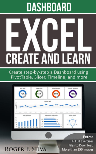 Excel Create and Learn - Dashboard
