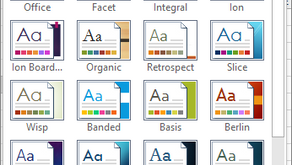 Excel: Change the appearance of your worksheet
