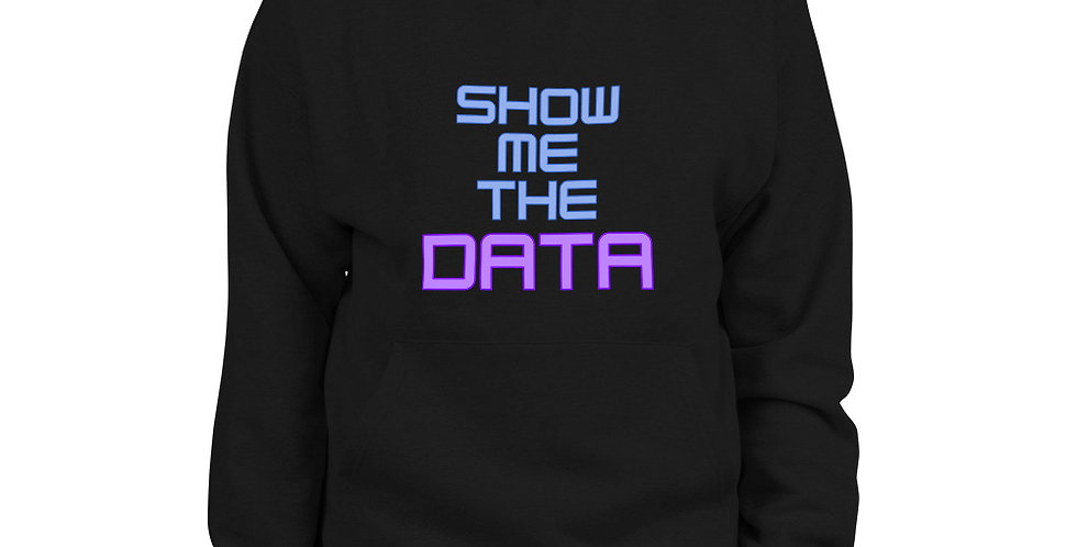 Champion Hoodie - Show me the data