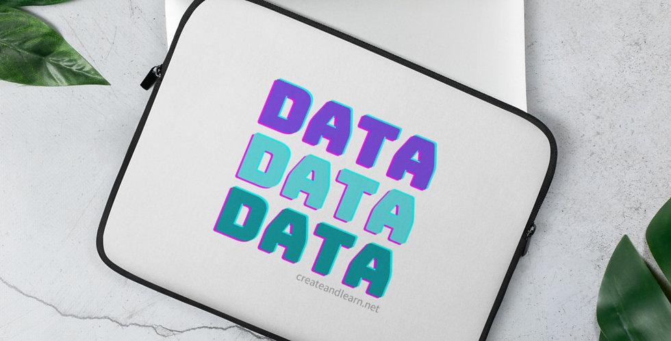 Laptop Sleeve - Data