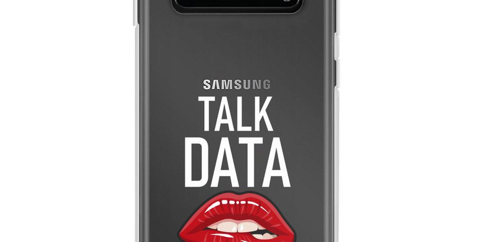 Talk Data to Me - Samsung Case