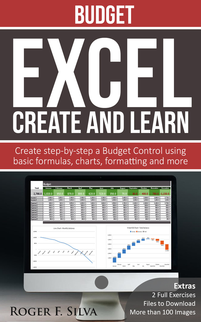 Excel Create and Learn - Budget Control