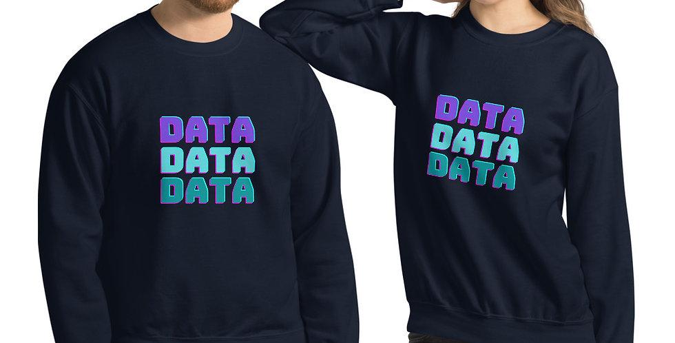 Unisex Sweatshirt - Data