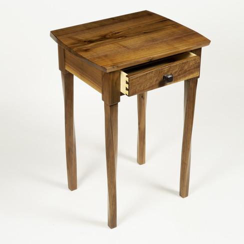 Side Table, Walnut
