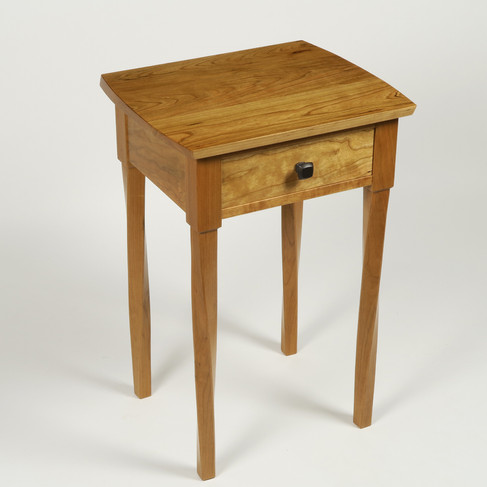 Side Table, Cherry