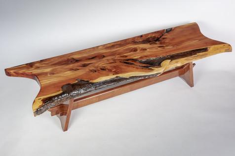 Cedar Coffee Table