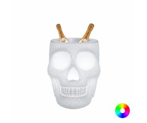 Skull Qeeboo sceau a champagne