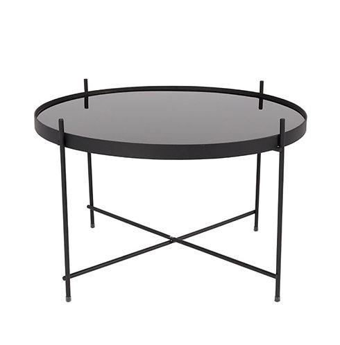 ZUIVER cupid table basse noire L
