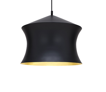 Suspension Beat Waist / Ø 33 x H 41 cm - Tom Dixon