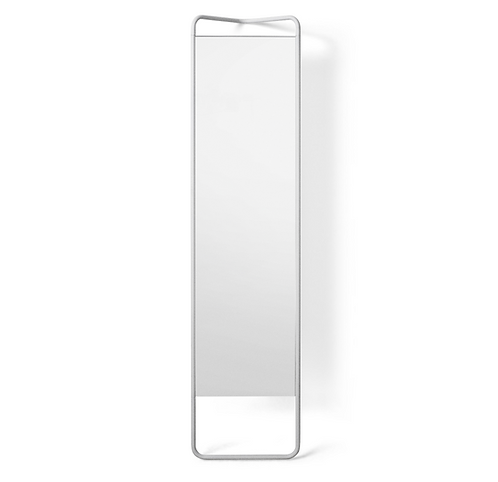 Miroir sur pied Kaschkasch - MENU