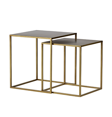 tables Brass Sisters