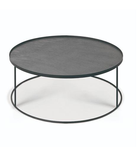 Ethnicraft table bois 93cm x 38cm