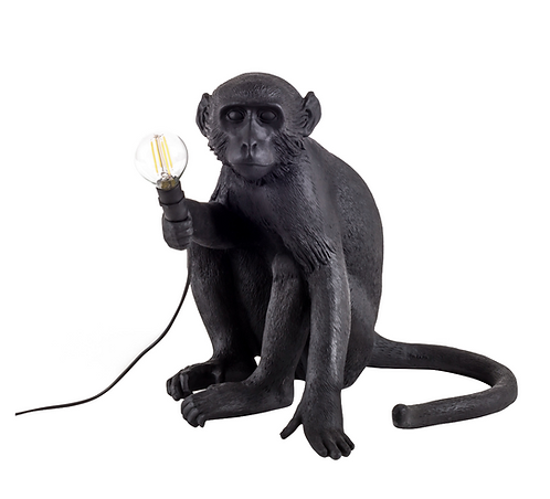 lampe singe - Monkey Sitting - Outdoor - Seletti
