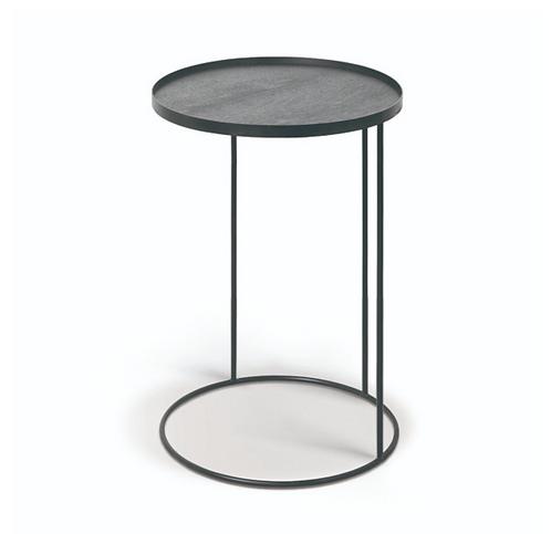 Ethnicraft table bois h66cm x ⌀49cm